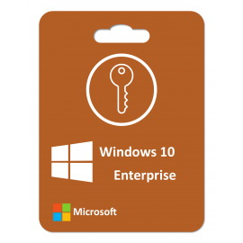 Windows 10 Enterprise: Product Key For 1 PC , Life Time Product Key, Digitally Delivery Via Email