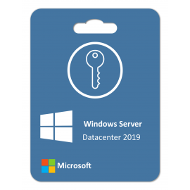 Windows Server 2019 Datacenter: Product Key For 1 Pc, Life Time License, Digitally Delivery Via Email