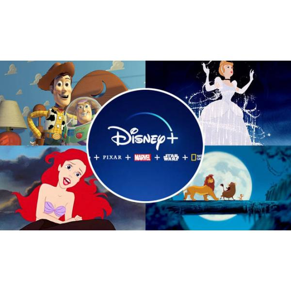 Get Your Favorite Streaming Services In 1 Package: Netflix, Amazon Prime Video, Disney Plus