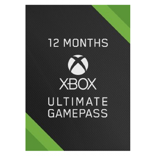Xbox Game Pass Ultimate 12 Months (Xbox One /PC)