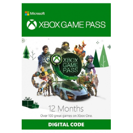 Xbox Game Pass 12 Months (Xbox One)