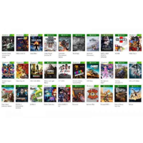 Xbox Game Pass 6 Months (Xbox One)