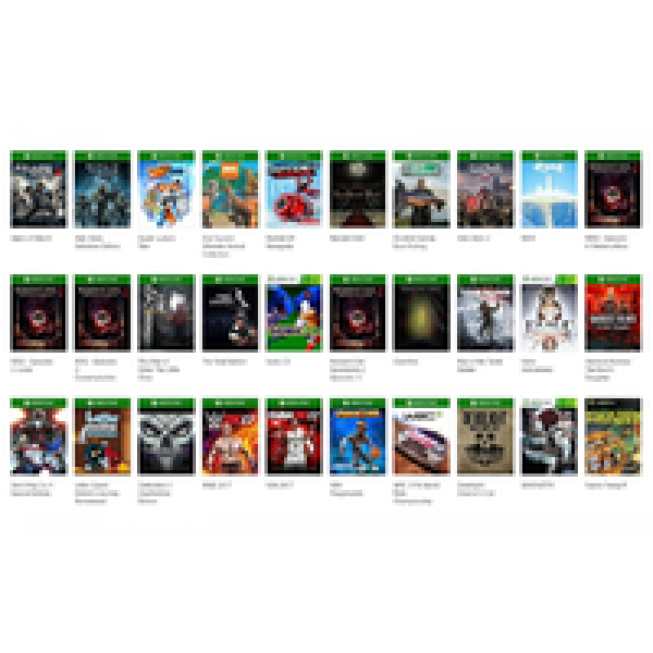 Xbox Game Pass 1 Month (Xbox One)