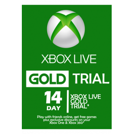 Xbox Live Gold Memberships | 14 Days (Global)