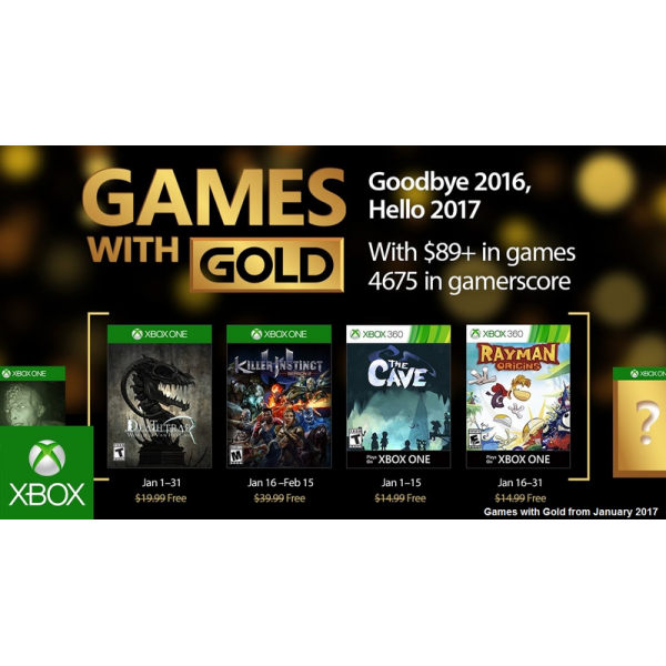 Xbox Live Gold Memberships | 12 Months - Uk