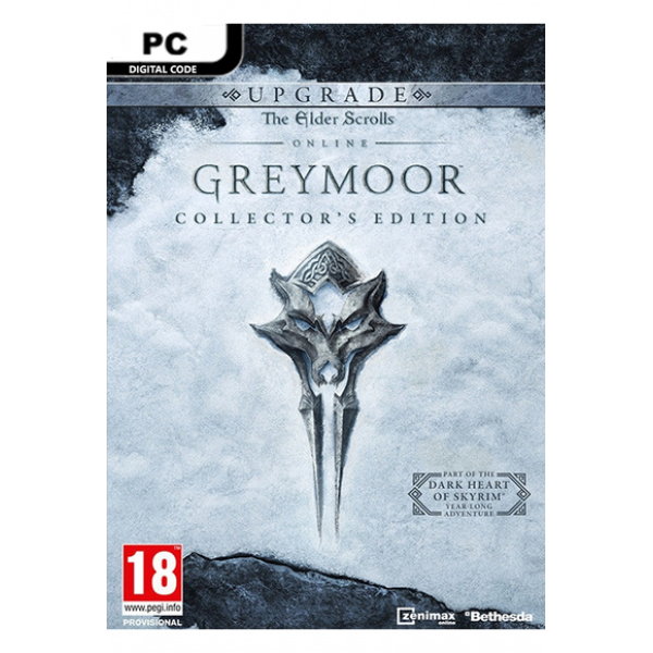 The Elder Scrolls Online - Greymoor Digital Collector's Edition Upgrade (Bethesda /PC)
