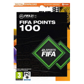 FIFA 21 - 100 Fut Points - (Origin games /PC)