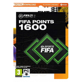 FIFA 21 - 1600 Fut Points (Origin games /PC)
