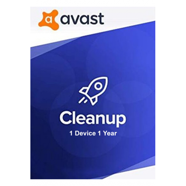 Avast Cleanup Premium - 1 Device 1 Year