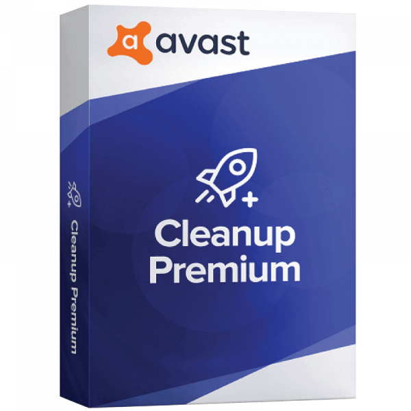 Avast Cleanup Premium - 1 Device | 2 Years