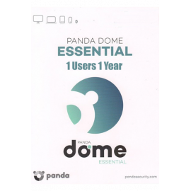 Panda Dome Essential - 5 Users | 1 Year