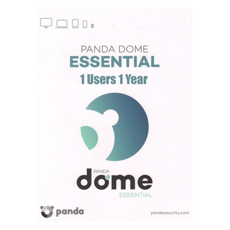 Panda Dome Essential - 500 Users | 1 Year