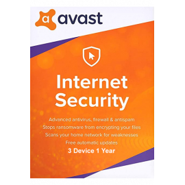 Avast Premium Security - 3 Devices | 1 Year