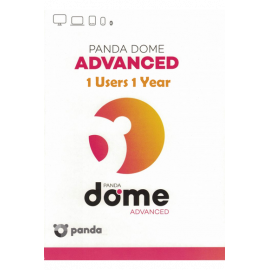 Panda Dome Advanced - 1 User | 1 Year