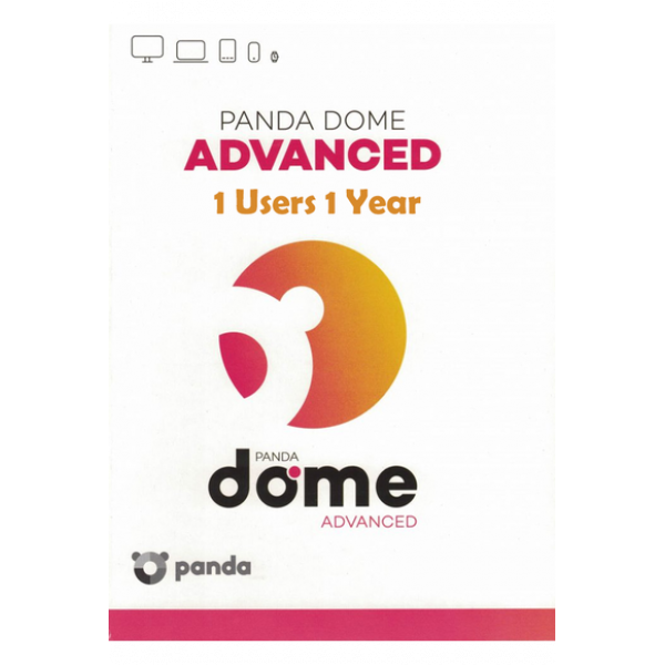 Panda Dome Advanced - 500 User | 2 Years