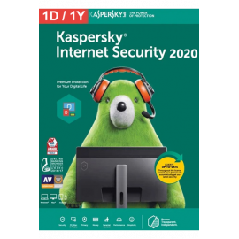 Kaspersky Internet Security - 1 Device   1 Year, Product Key, Digitally Delivery Via Email