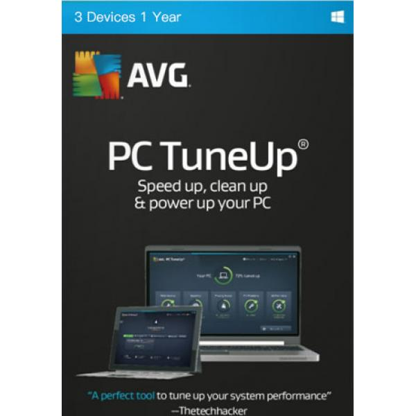 Avg Tuneup - 3 Devices |1 Year