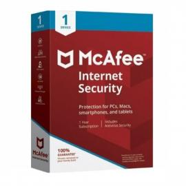 Mcafee Internet Security - 1 Device | 1 Year