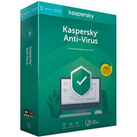 Kaspersky Antivirus - 1 Device | 1 Year, Product Key, Digitally Delivery Via Email
