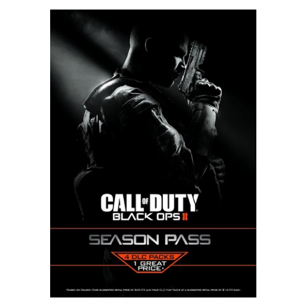 Call of Duty: Black Ops 2 Season Pass (Steam /PC)