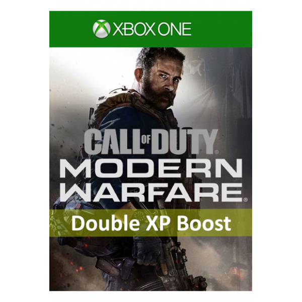 Call of Duty: Modern Warfare (2019) - Double Xp Boost (Xbox One)