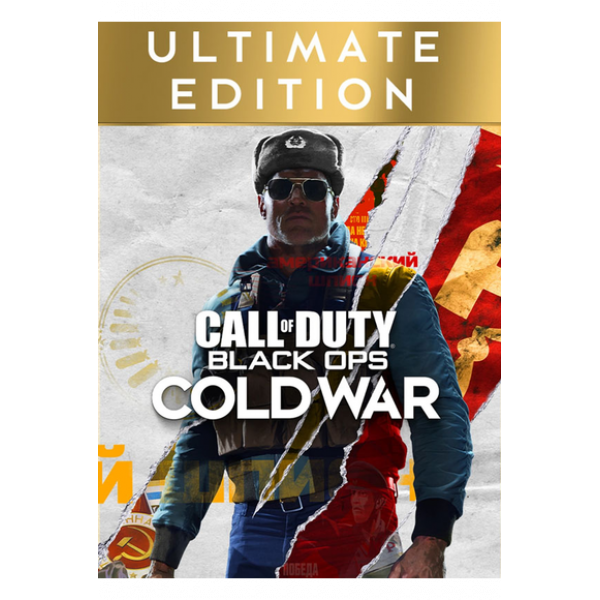 Call of Duty: Black Ops Cold War (Ultimate Edition) (Battlenet/PC)