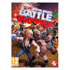 Wwe 2k Battlegrounds (Deluxe Edition) (Steam /PC)