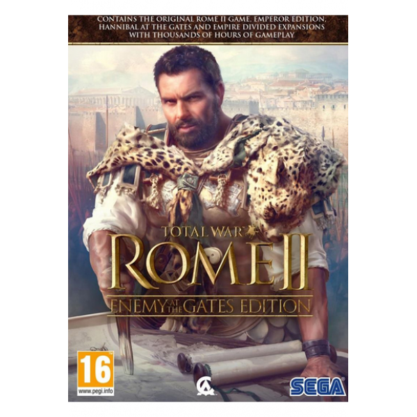 Total War Rome 2 - Enemy At the Gates Edition - (Steam /PC)