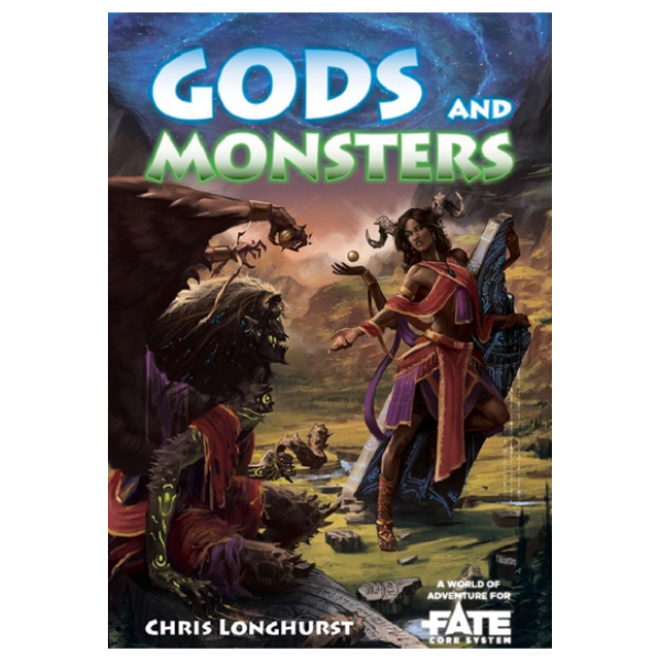 Gods & Monsters (Uplay /PC)