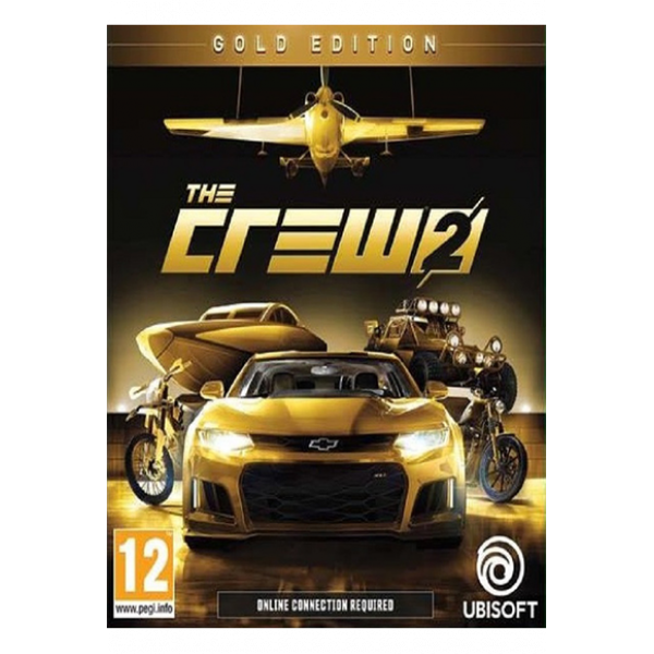 The Crew 2 (Gold Edition) (Uplay /PC)