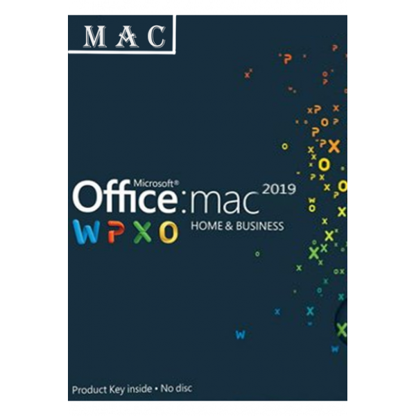 Microsoft Office Home and Business 2019 (For Mac)