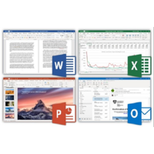 Office Pro Plus 2019 + Mcafee Internet Security