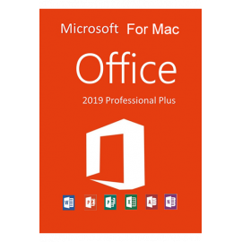 Microsoft Office 2019 Professional Plus (For Mac)