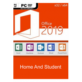 (Pc/mac) Microsoft Office Home and Student 2019