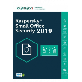 Kaspersky Small Office Security For 5 Desktop, 5 Mobile, 1 Server 1 Year, Product Key, Digitally Delivery Via Email