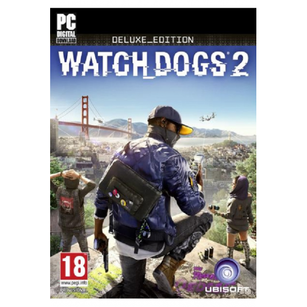 Watch Dogs 2 (Deluxe Edition) (Uplay /PC)