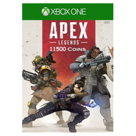 Apex Legends: 11500 Apex Coins (Xbox One)