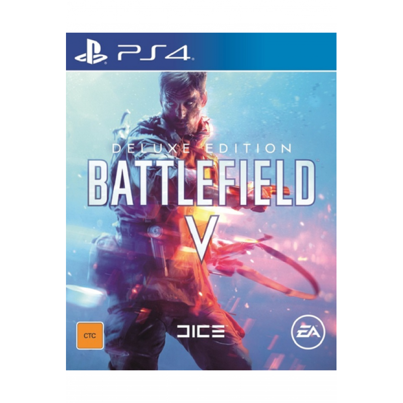 Battlefield 5 (V) - Deluxe Edition (PS4)