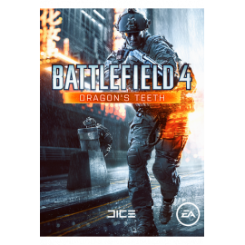 Battlefield 4: Dragon's Teeth (Origin games /PC)