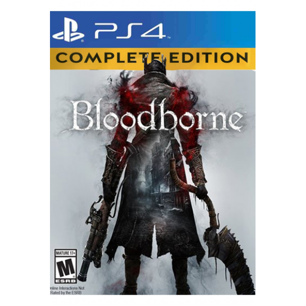 Bloodborne - Complete Edition (PS4)