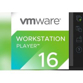 Vmware Workstation Player 16 Lifetime For Windows , Code Will Send Via Email