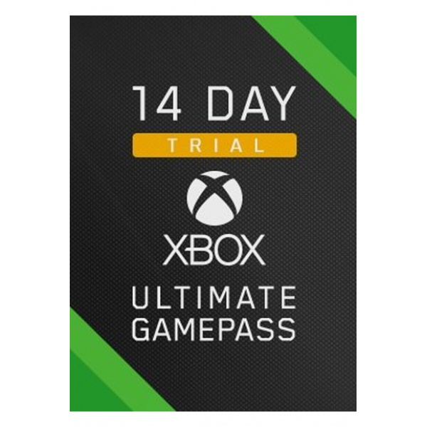 Xbox Game Pass Ultimate 14 Day (Trial) (Xbox One)