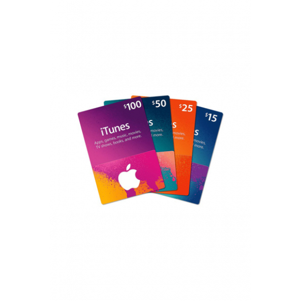 Apple Itunes Gift Card - 100€ (Eur) (Italy) App Store