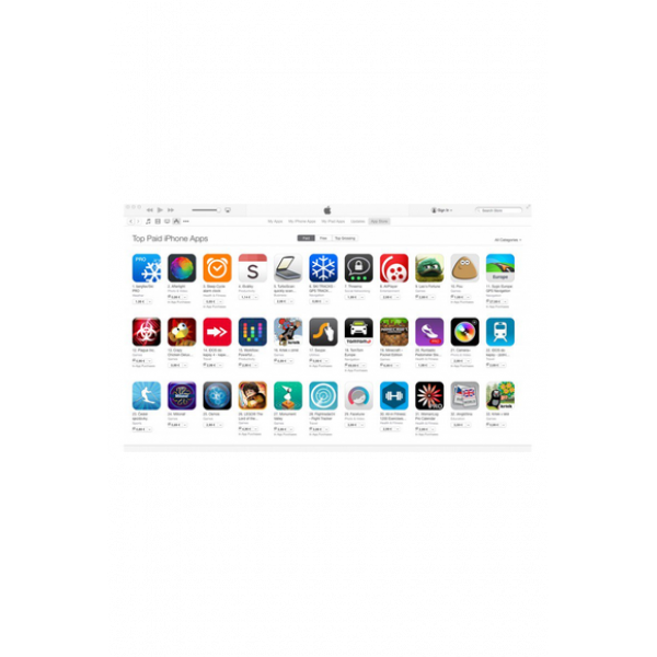 Apple Itunes Gift Card - 10€ (Eur) (Finland) App Store
