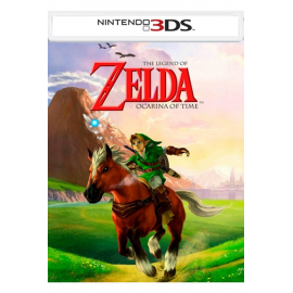 The Legend of Zelda: Ocarina of Time 3d (3DS)