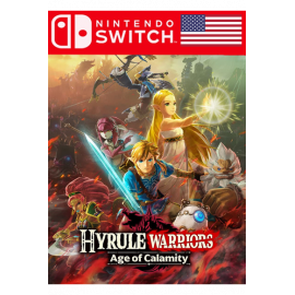 Hyrule Warriors: Age Of Calamity (USA) (Switch)