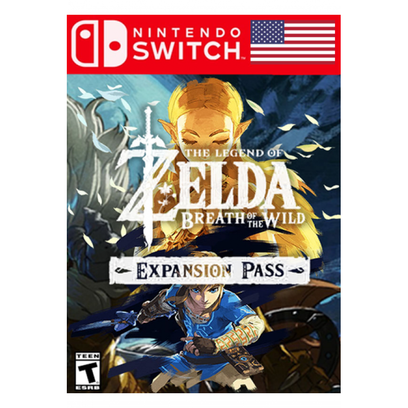 The Legend Of Zelda: Breath Of The Wild - Expansion Pass (USA) (Switch)