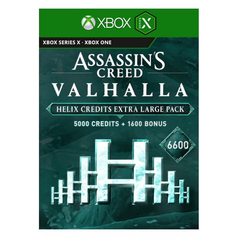 Assassin's Creed Valhalla - 6600 HELIX Credits (XBOX SERIES X)