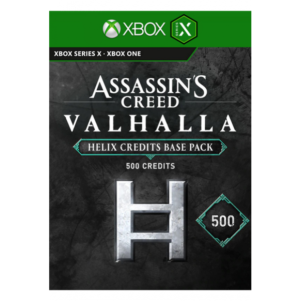 Assassin's Creed Valhalla – 500 HELIX Credits (XBOX SERIES X)