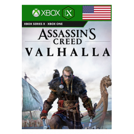 Assassin's Creed Valhalla - Ultimate Edition (USA) (XBOX SERIES X)